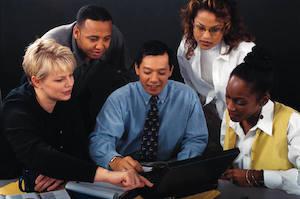 employees in strategic analysis