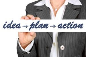 strategic plans require action